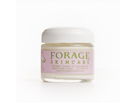 Forage Skincare Delicate Day Cream for faces (2 oz jar)