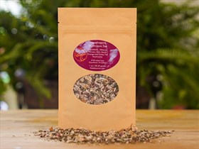 Tea - Hibiscus,TurkeyTail Mushroom,Hardy Orange, Mint (1 oz)