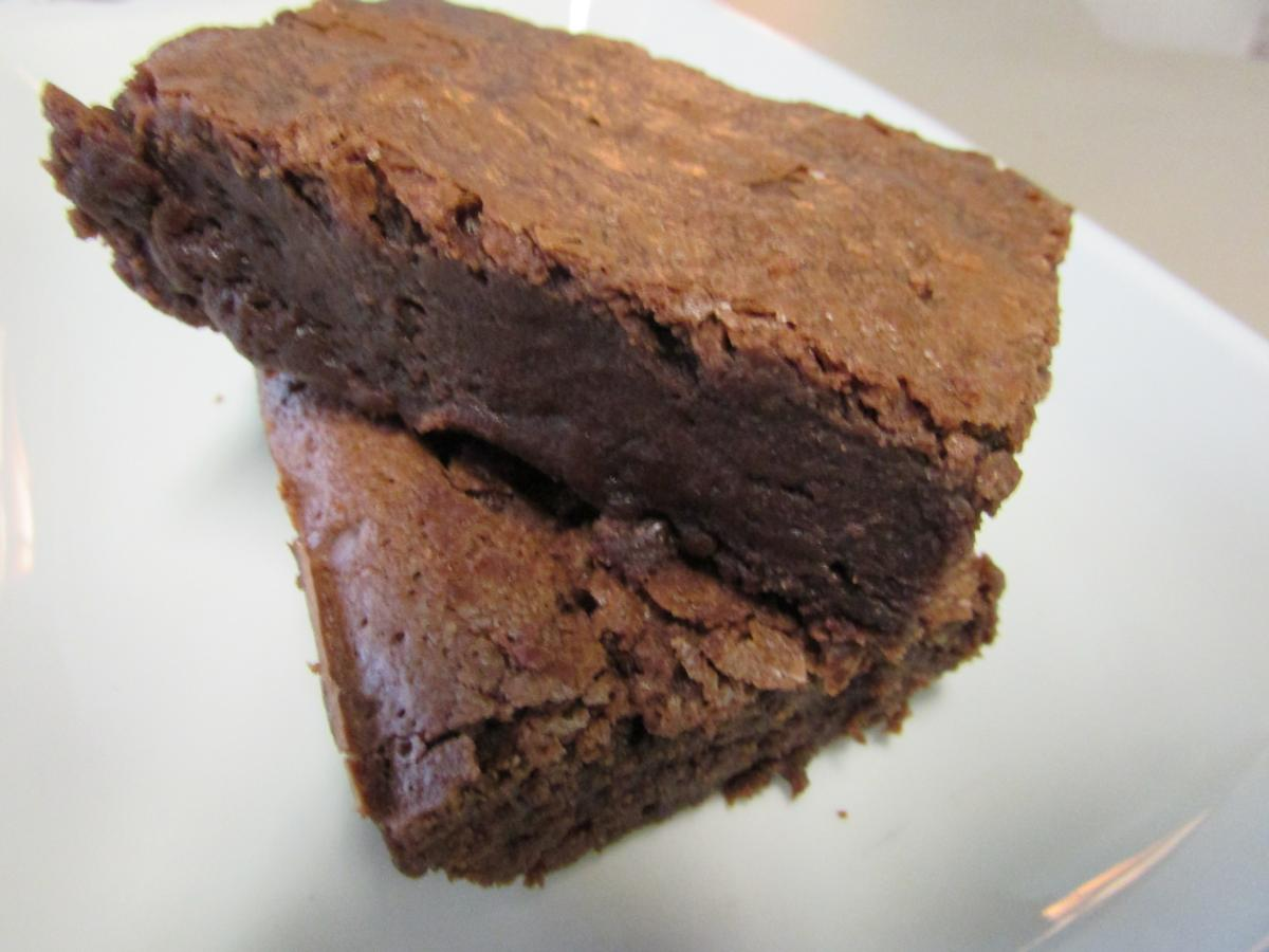 2 pack - Chocolate Brownies