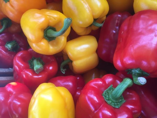 Bell Peppers (per lb)