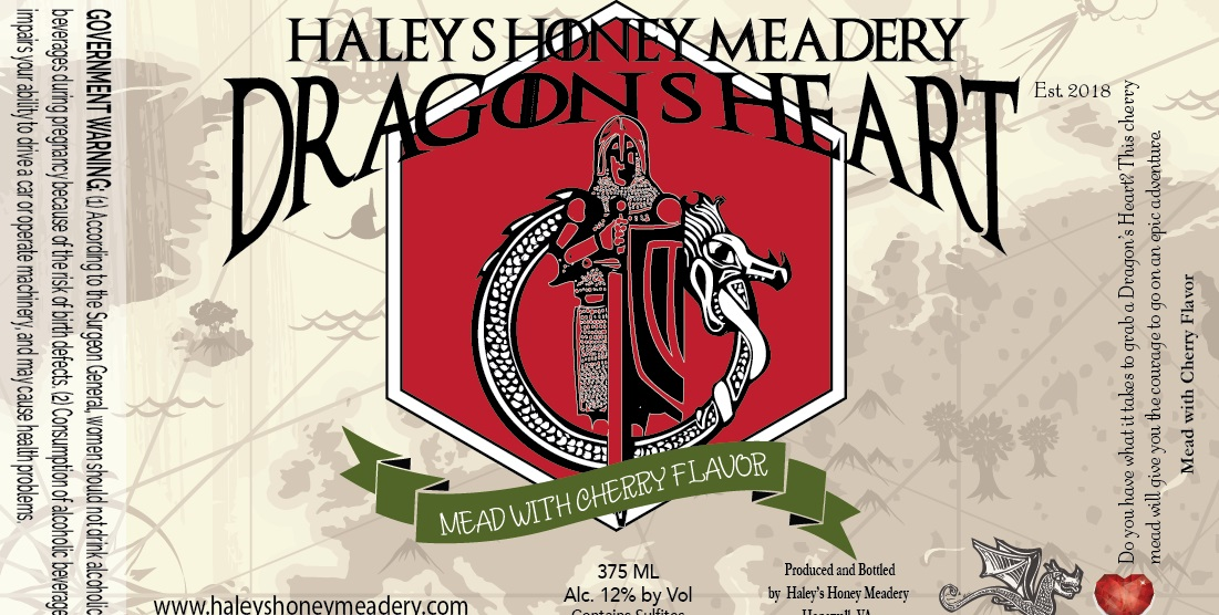 2019 Dragon Heart - Cherry Mead