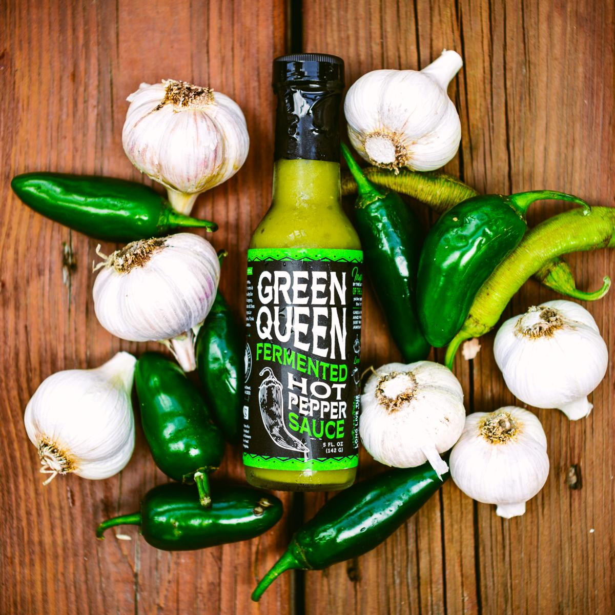 Hot Sauce: Green Queen