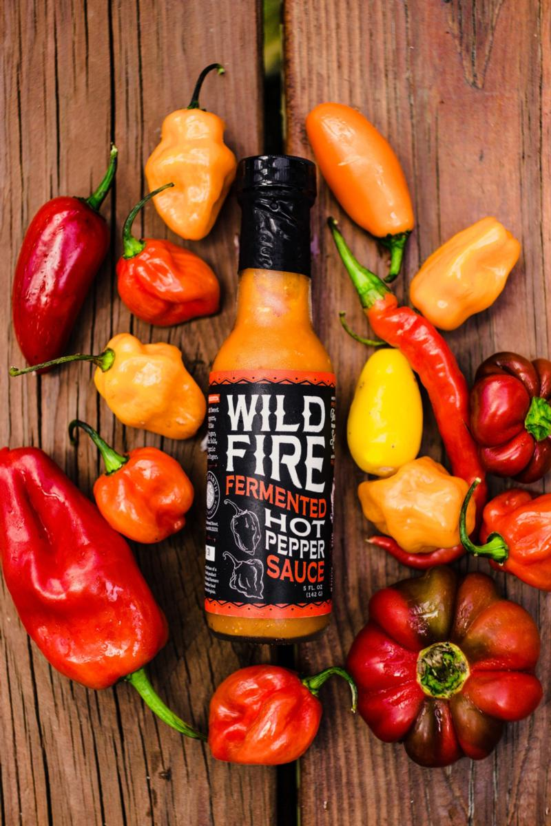 Hot Sauce: Wildfire