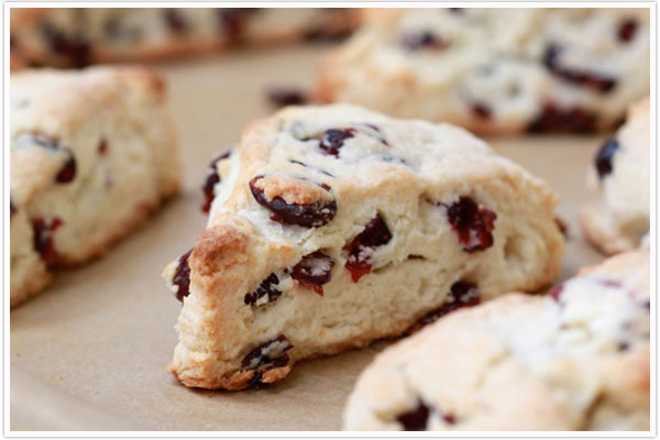 Cranberry Scone (5-Pack)