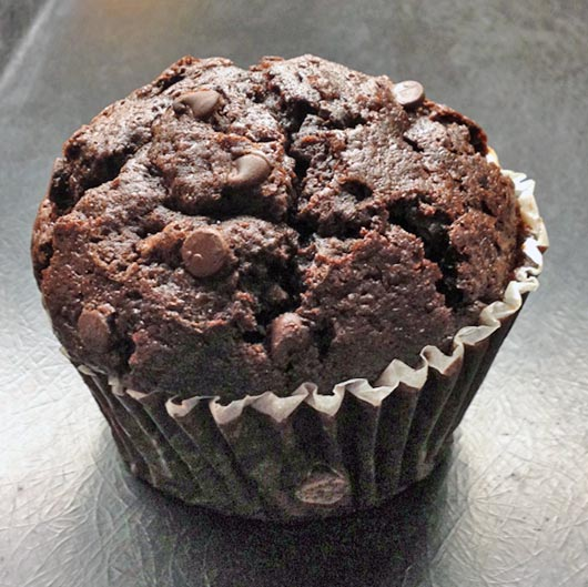 Double Chocolate Muffin (individual)