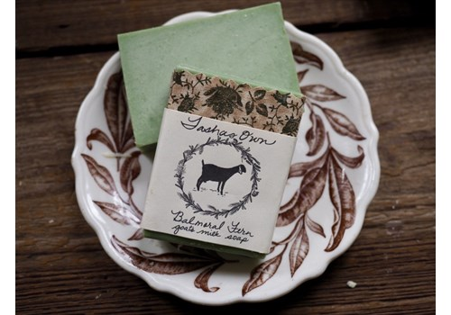 Goats Milk Soap - Basil Essential Oil