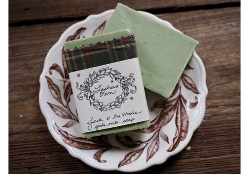 Goats Milk Soap - Jack O' the Woods