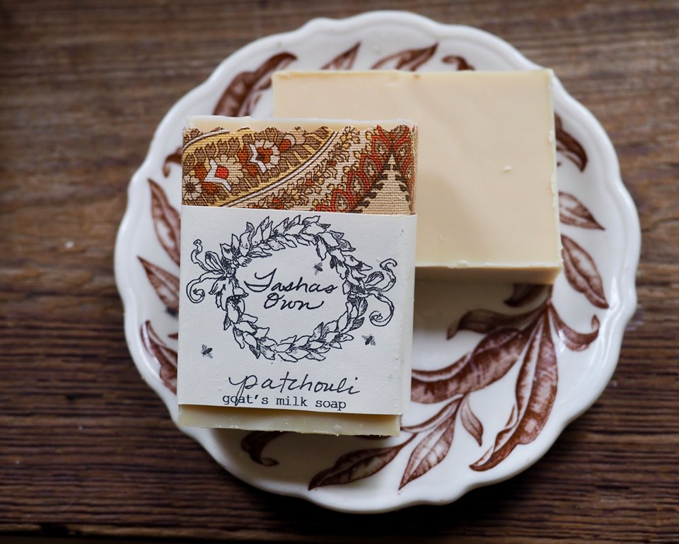 Goats Milk Soap - Patchouli