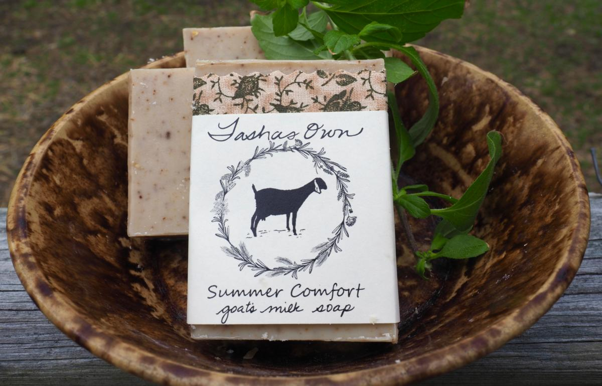Summer Comfort Poison Ivy Relief Soap