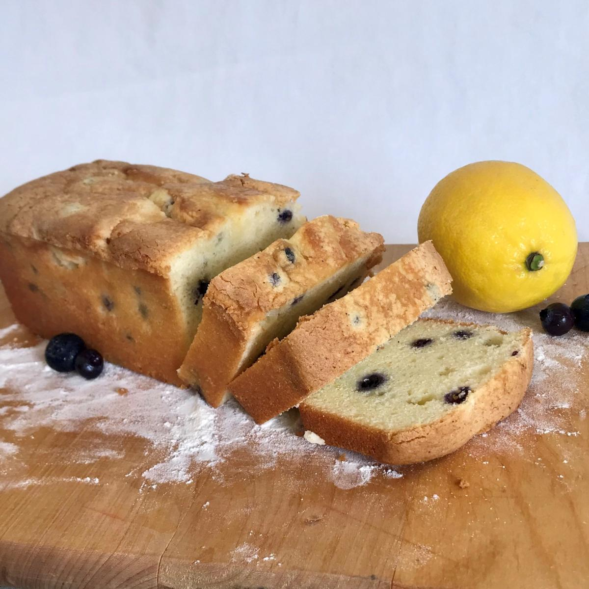 Cranberry Lime Bread