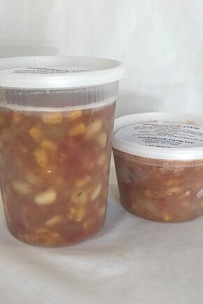 Mexican Bean and Chicken Soup (32 oz)